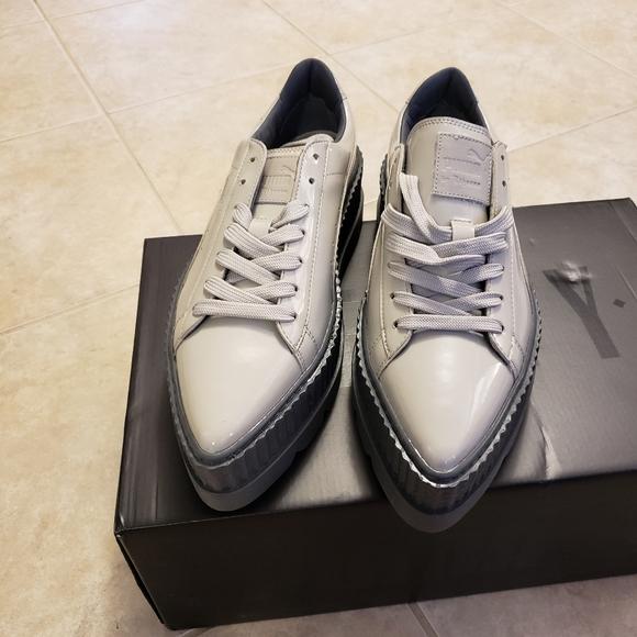 RARE Puma Fenty Creeper Pointy Platform Shoes